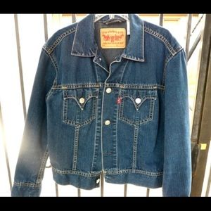 Levi's type 1 Jean jacket